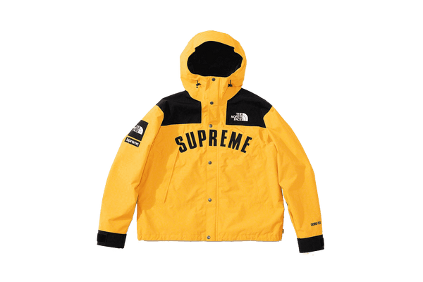 Supreme x The North Face S/S19 Jacket Yellow