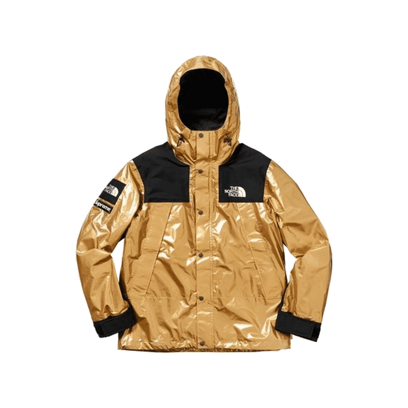 Supreme / The North Face Mountain Parka Gold