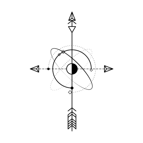 Atomic Arrow Design InkDaze_JoseBorromeo