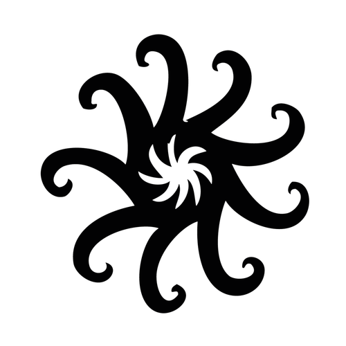 Tribal Octopus Design InkDaze_JoseBorromeo