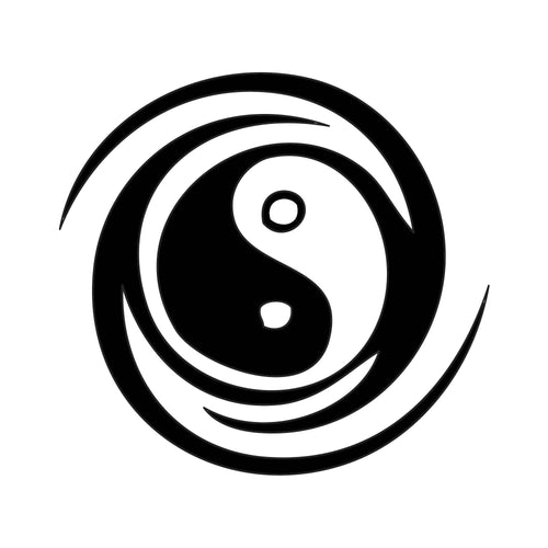 Yin-Yang Reflection Design InkDaze_JoseBorromeo