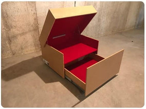 Christian Louboutin Heel Chest 20 Pair TmrwsBig
