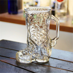 Das Boot Drinking Glass Mug - TmrwsBig