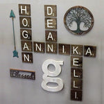 Décor Scrabble Tiles - TmrwsBig
