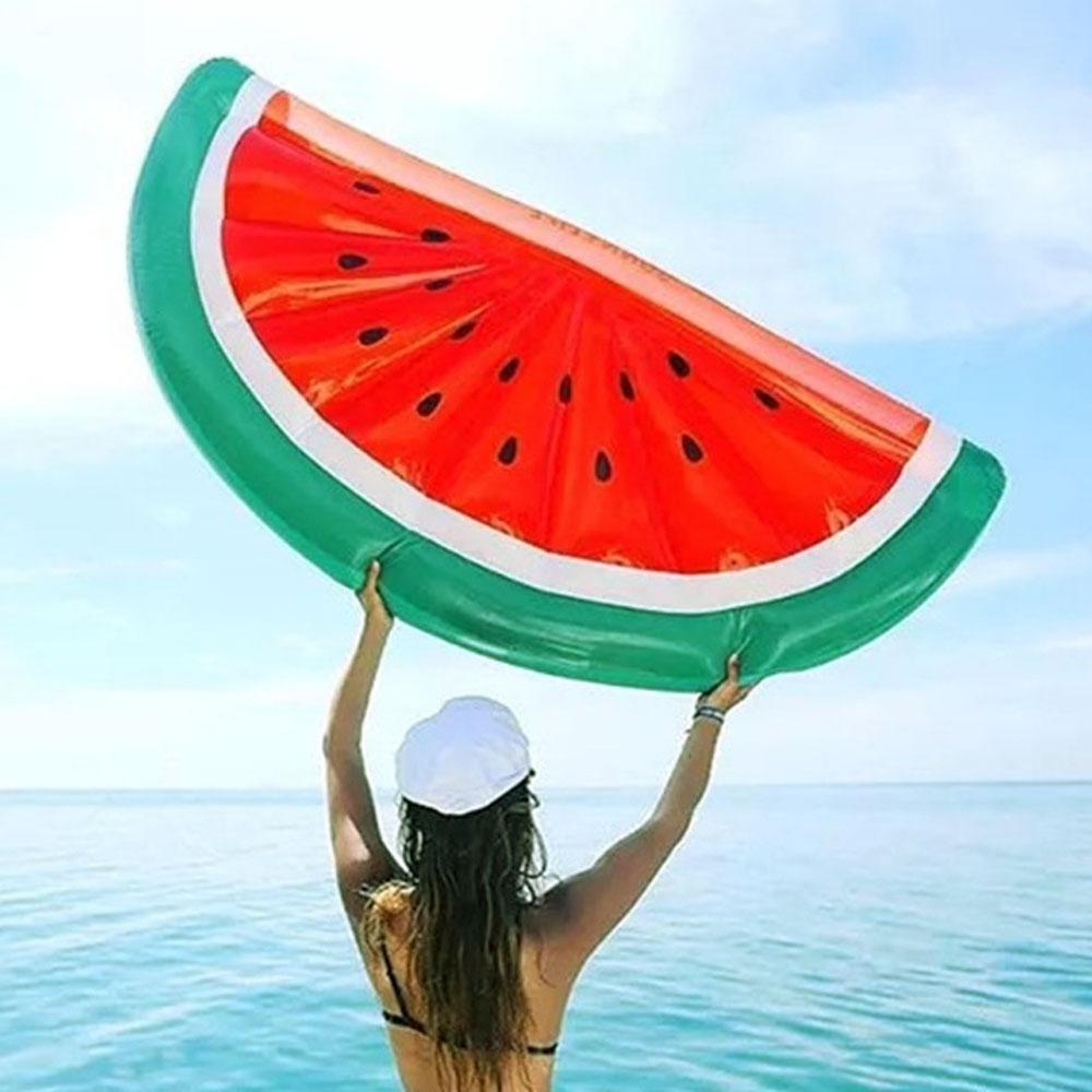 Jumbo Watermelon 🍉 Pool Float Default Title TmrwsBig