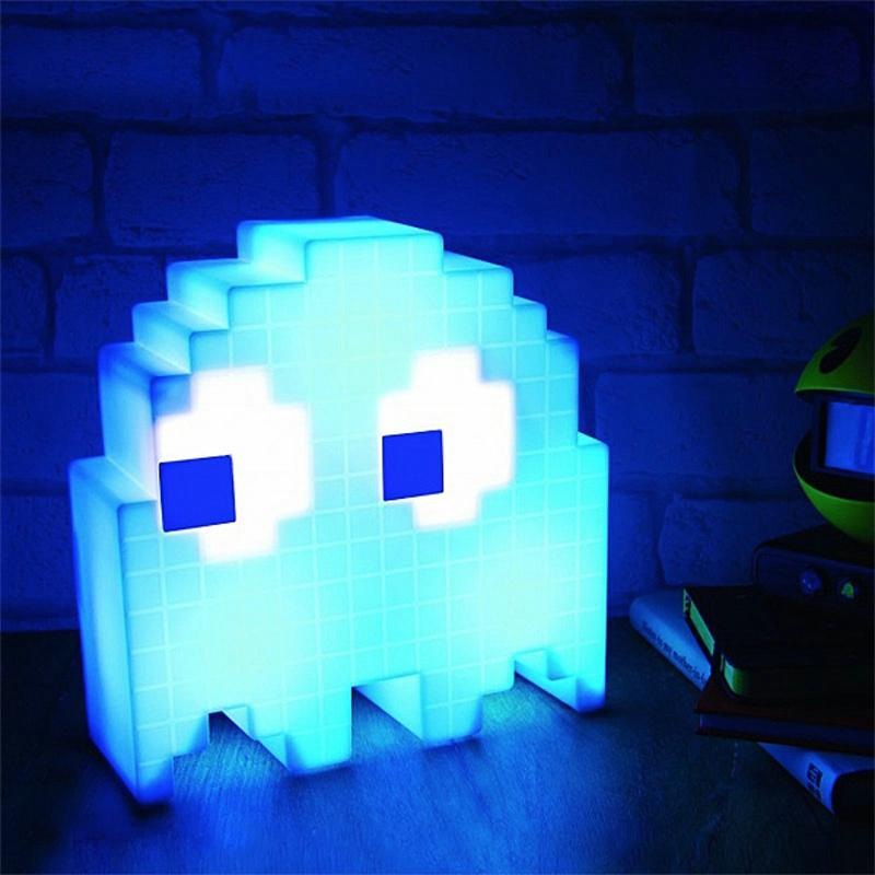 Pac-Man Ghost Light Default Title Bulbs TmrwsBig