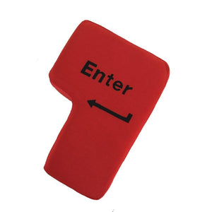 Supersized 'Enter' Key Black TmrwsBig