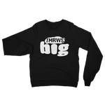 Women's TmrwsBig Official Sweatshirt Black / XS Merchandise TmrwsBig