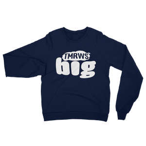 Women's TmrwsBig Official Sweatshirt Navy / XS Merchandise TmrwsBig