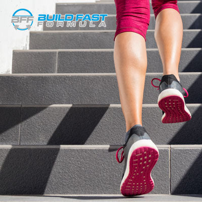 At-Home Stair Climbing Workout (45 minutes)