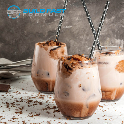 EIGHTY:20 Chocolate Mocha Protein Smoothie