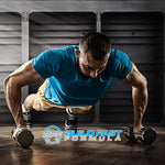 Full-Body Dumbbell Workout Routine