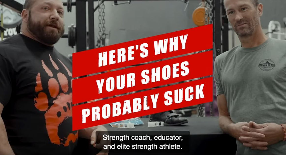Five Reasons Your Shoes Probably Suck | Discussion with Dr. Ray McClanahan, DPM
