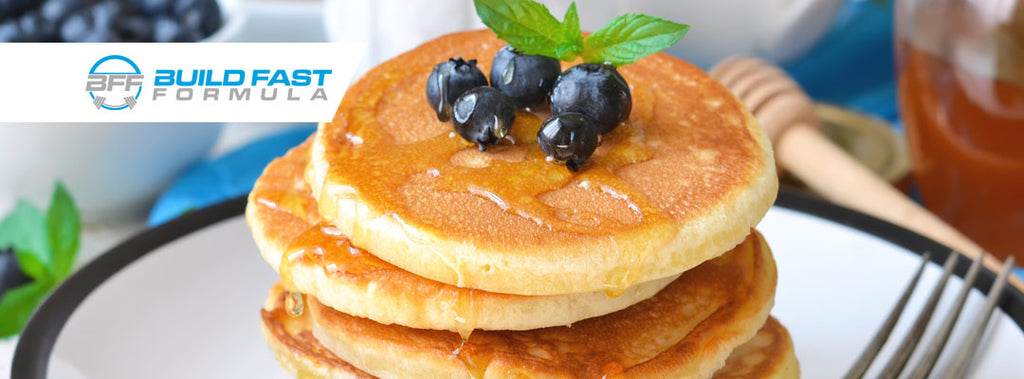 Build Fast Formula Protein Pancake Recipe