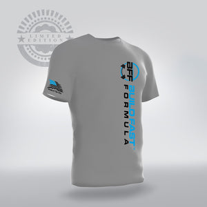 BFF Vertical Logo T-Shirt [Gray]