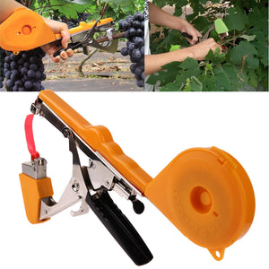Garden Tools Plant Tying Tapetool Tapener Machine Branch Hand Tying Tapener Garding Tool Vegetables Grass Stem Strap Tapetools