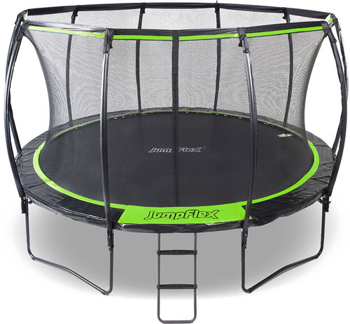 FLEX140 Trampoline Assembly Guide