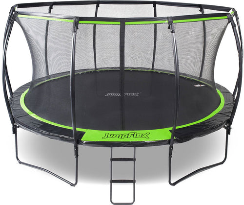 FLEX150 Trampoline Assembly Guide