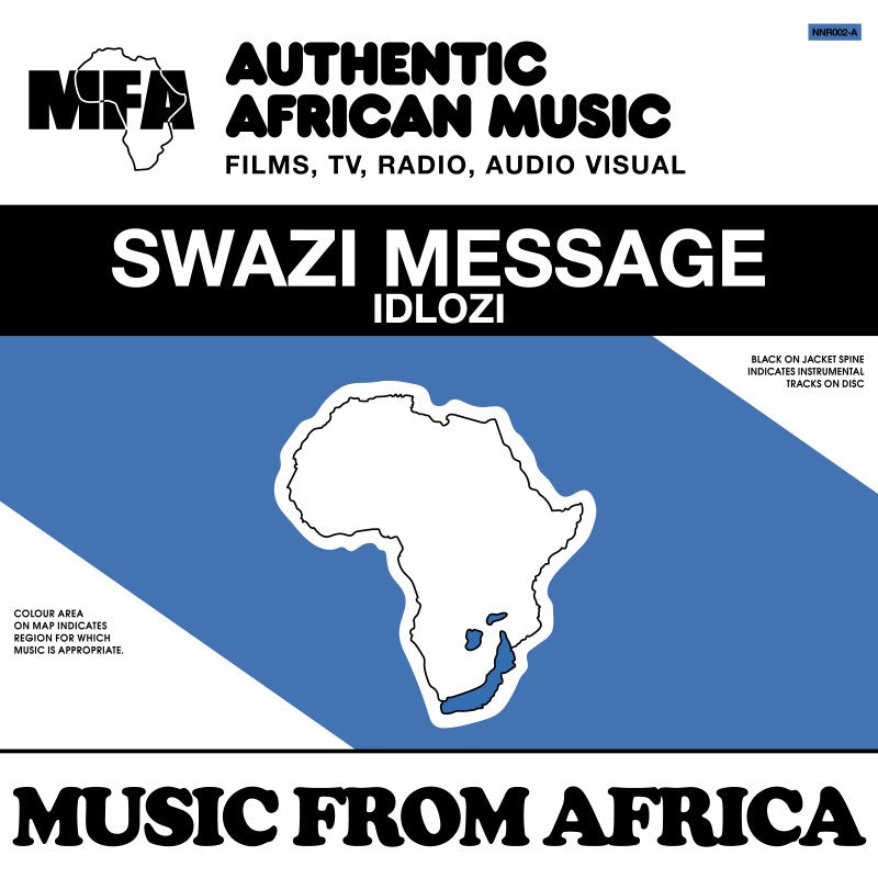 Music from Africa vol.1 : Swazi Message / Big Band Bash