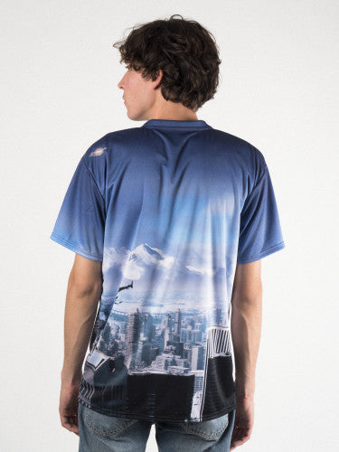 Monopolis all-over - T-Shirt