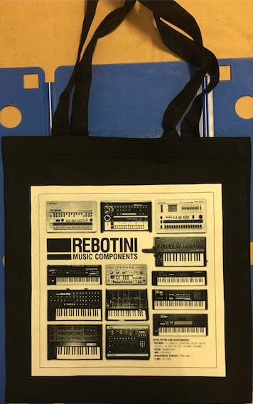 Music Components - Tote bag