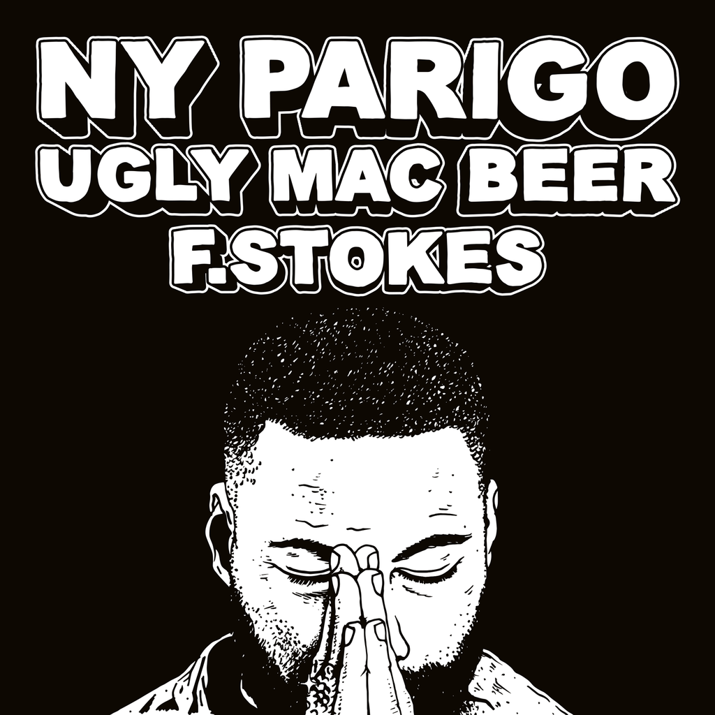 NY PARIGO - Limited 150 copies