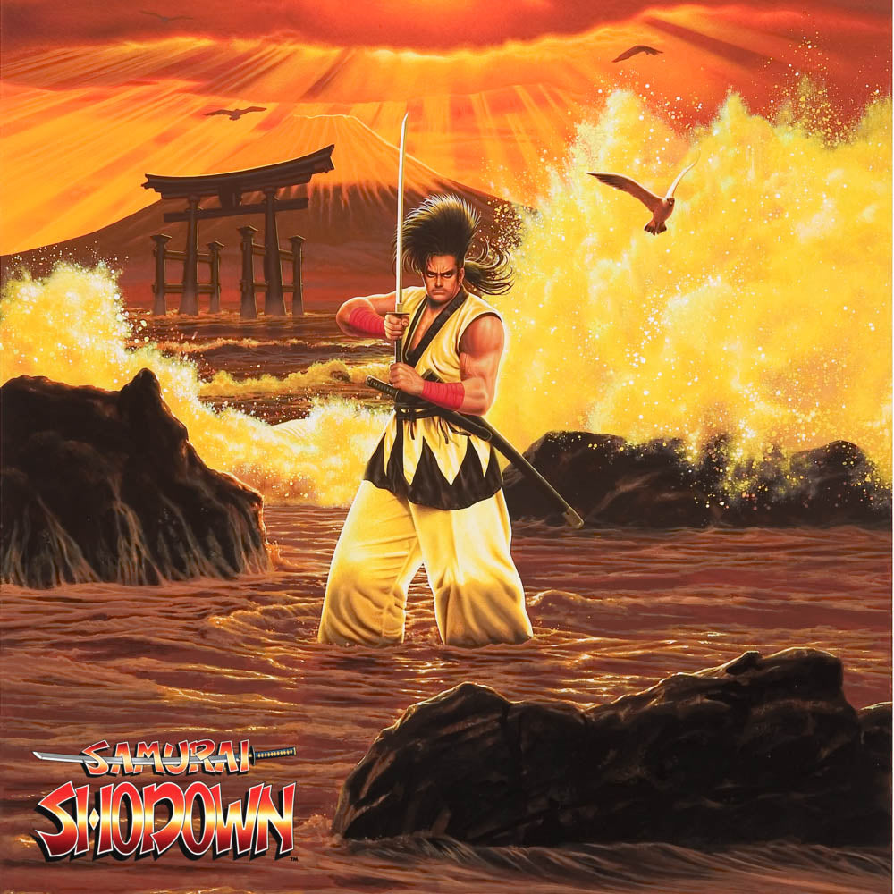 Samurai Shodown The Definitive Soundtrack