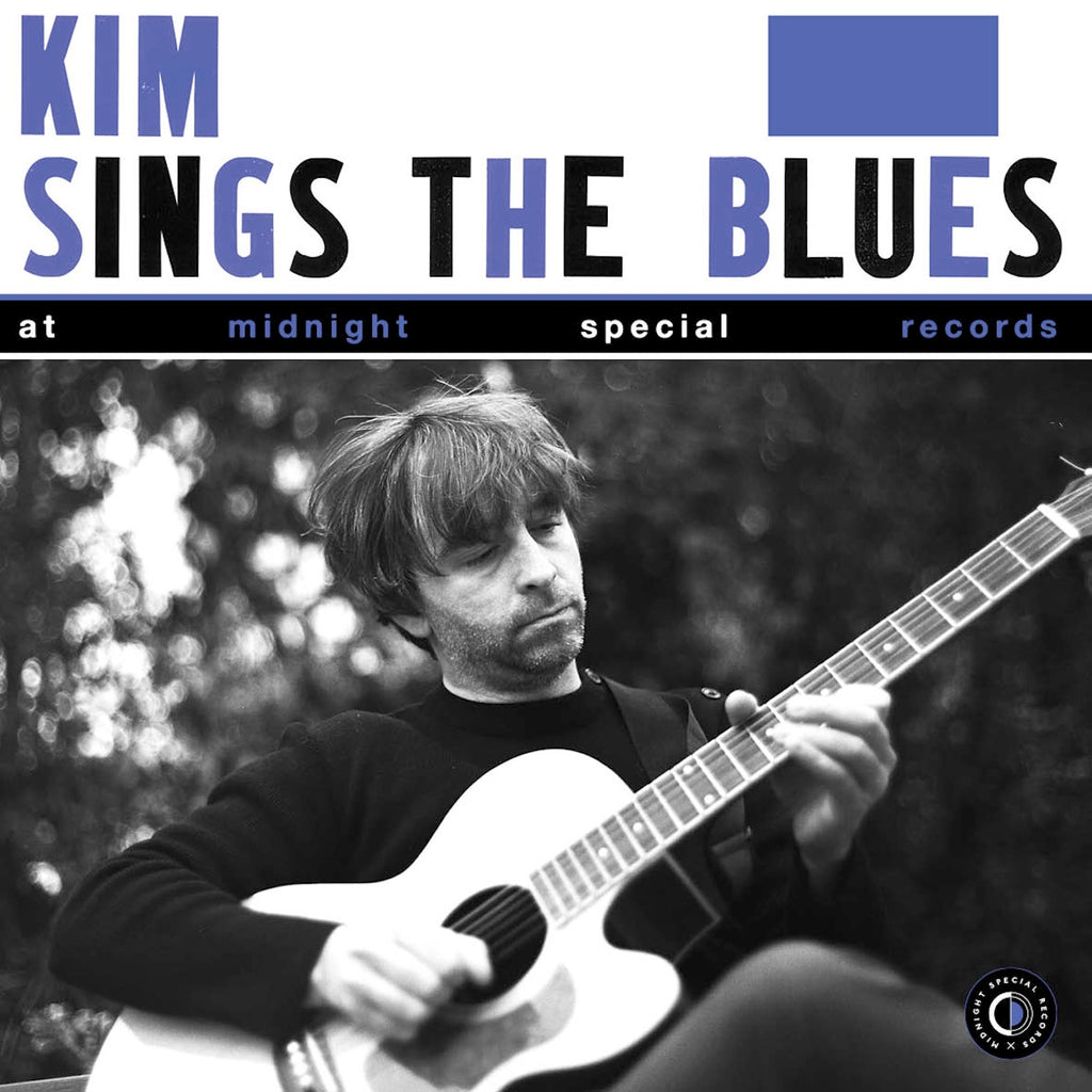 KIM Sings The Blues at Midnight Special Records