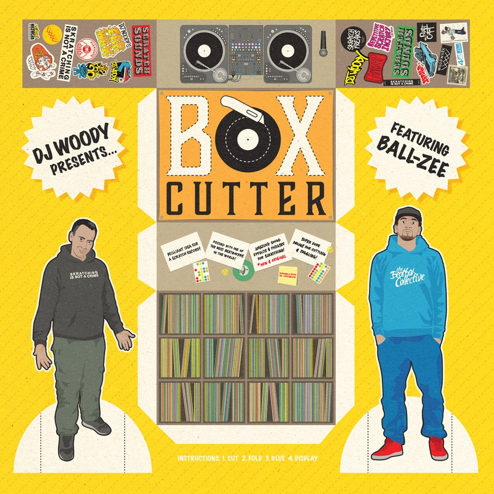 Box Cutter (Feat Ball-Zee)