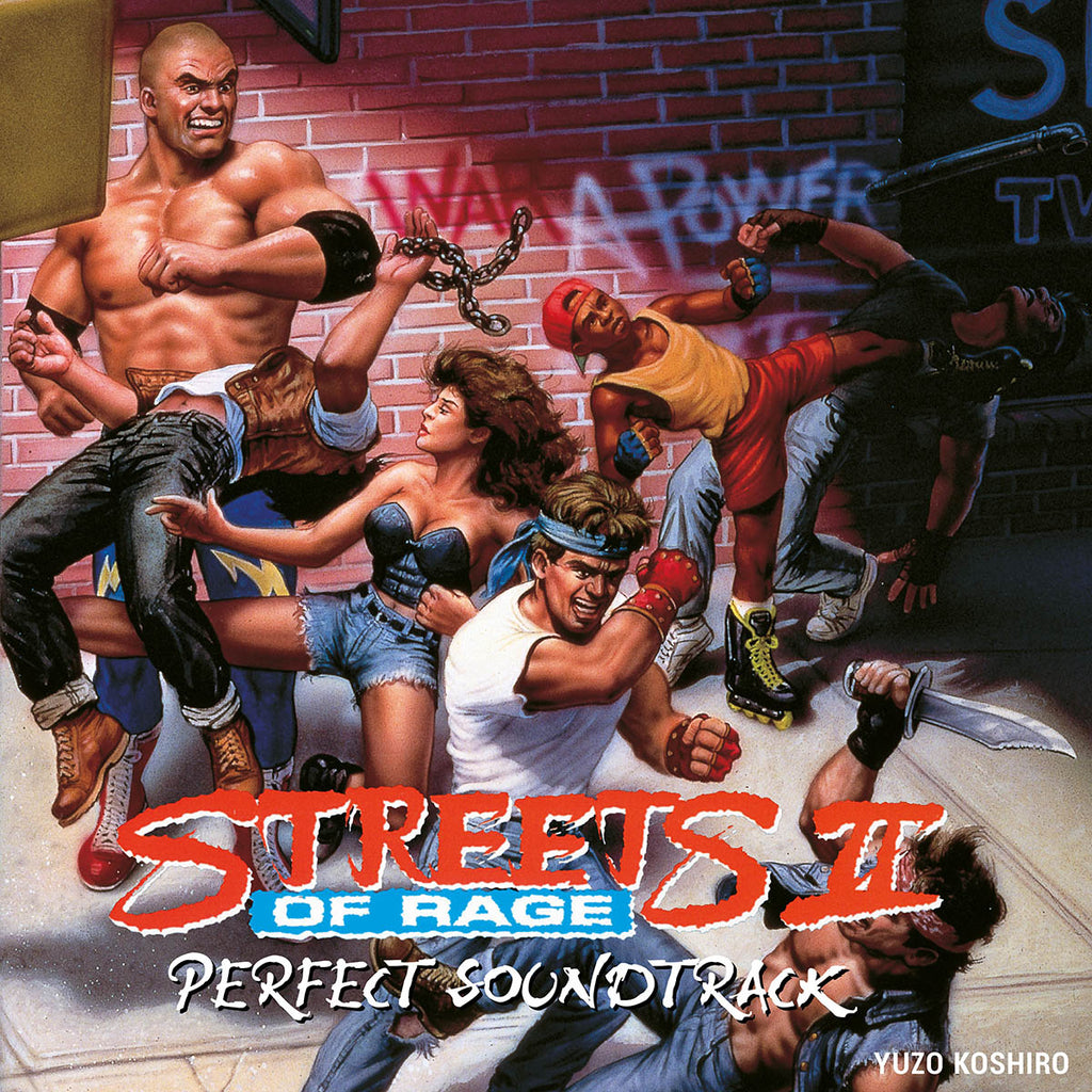 Streets of Rage 2 - Perfect Soundtrack