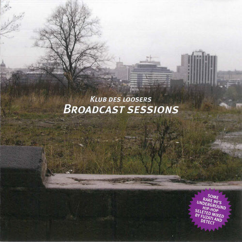 Broadcast Session Vol.2 - CD