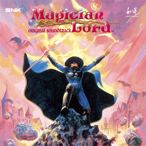 Magician Lord - Original Soundtrack