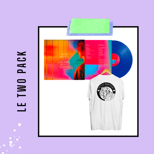 Le Two Pack (Vinyle + T-Shirt)