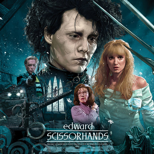 Edward Scissorhands (30th Anniversary Deluxe Original Motion Picture Soundtrack)