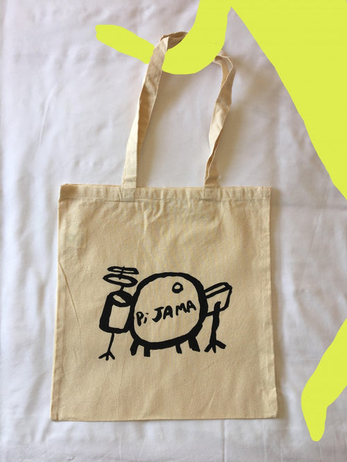 Tote Bag Batterie