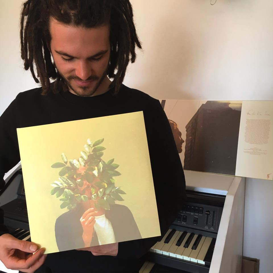 FKJ vinyl French Kiwi Juice