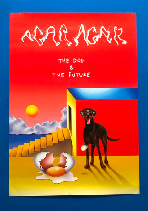 The Dog & The Future - Poster