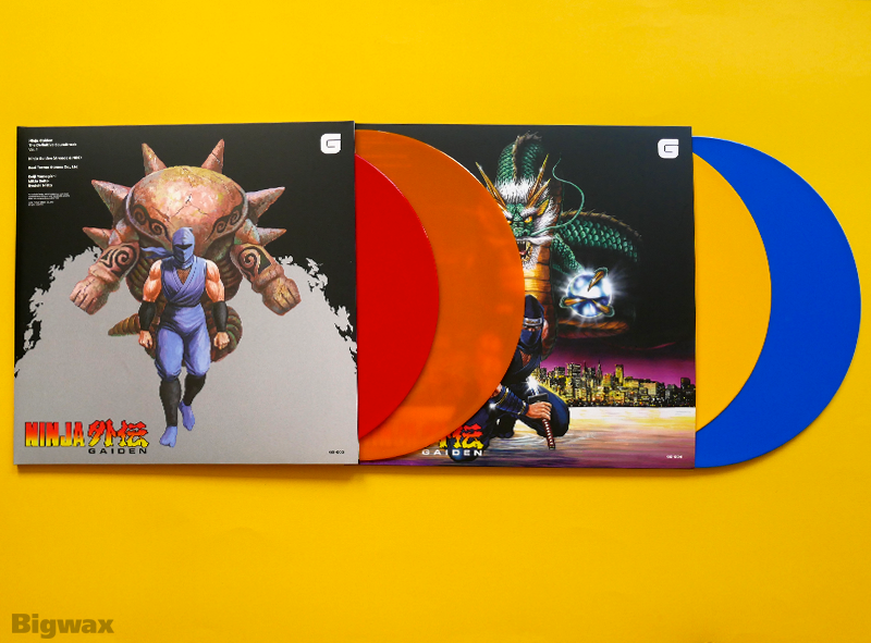 Ninja Gaiden The Definitive Soundtrack Vol. 1+2