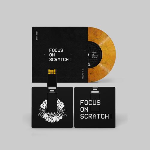 Focus On Scratch USB Pack