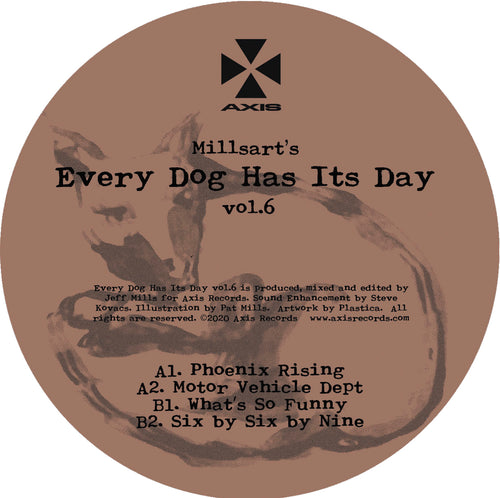 Every Dog Has Its Day Vol.6 (2x12inch)