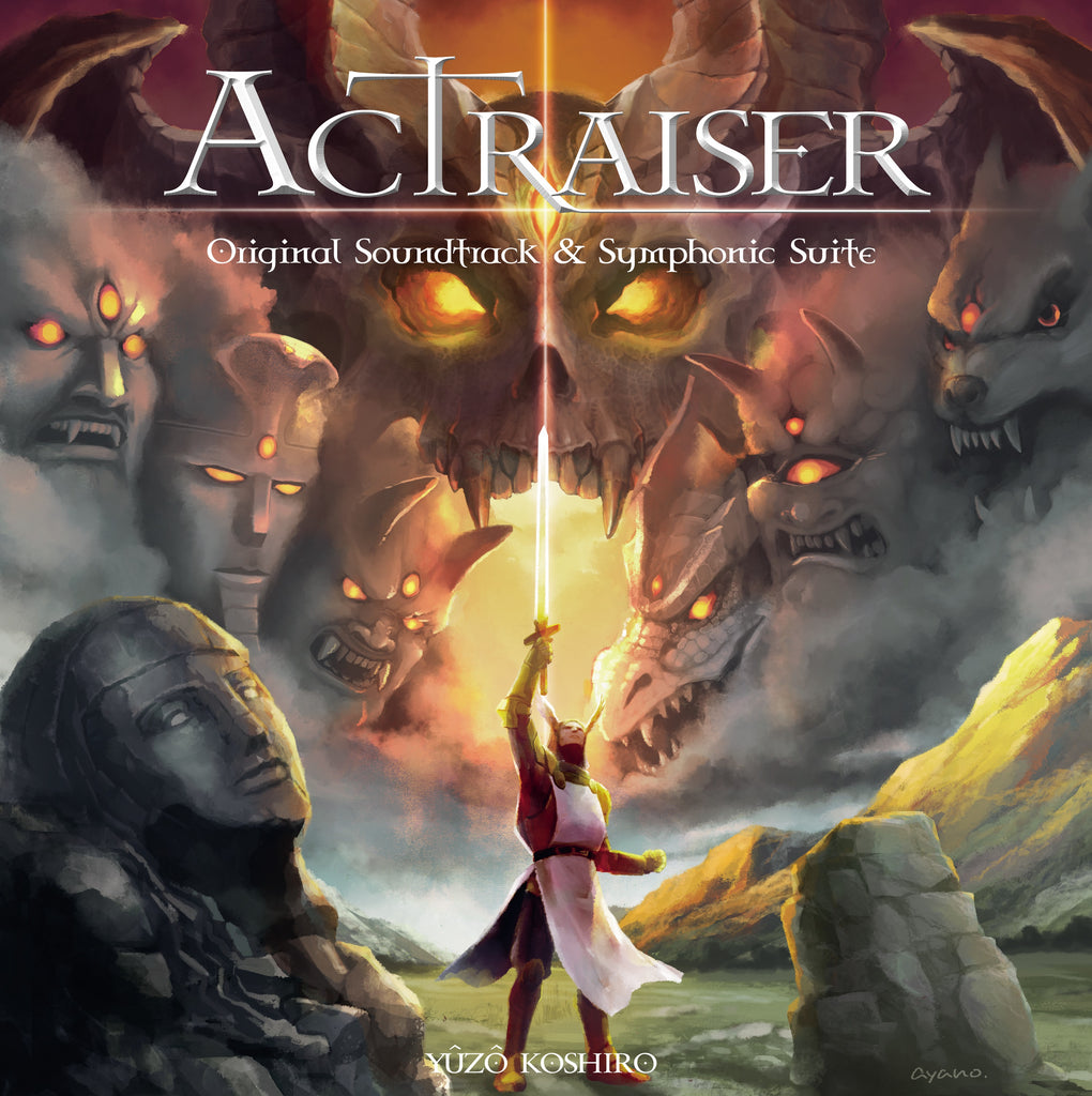 ActRaiser Original Soundtrack & Symphonic Suite