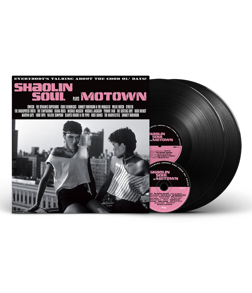 SHAOLIN SOUL PLAYS MOTOWN