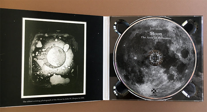 Moon - The Area Of Influence (CD)