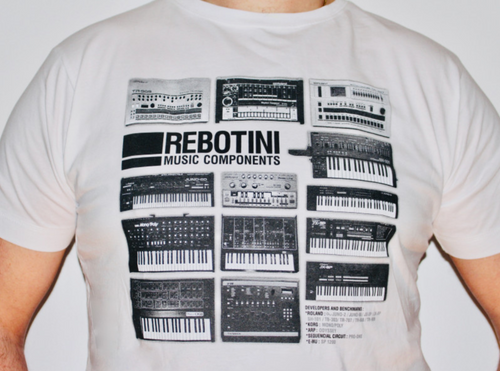 MUSIC COMPONENTS - T-Shirt