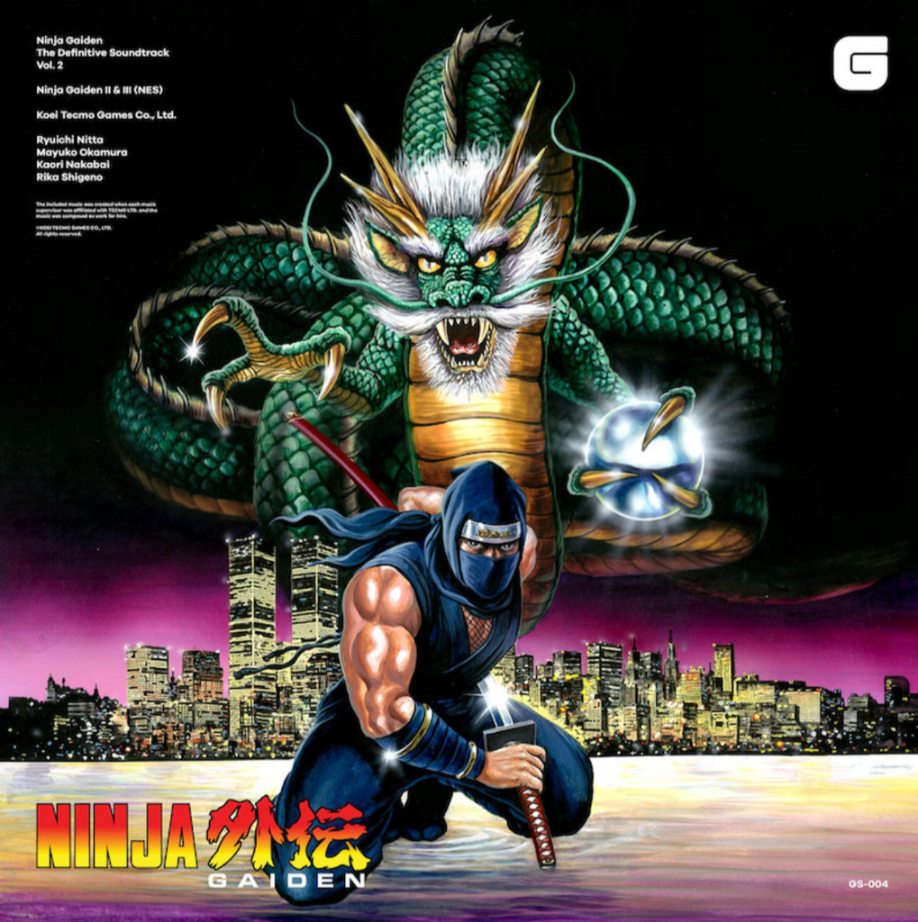 Ninja Gaiden The Definitive Soundtrack Vol. 2