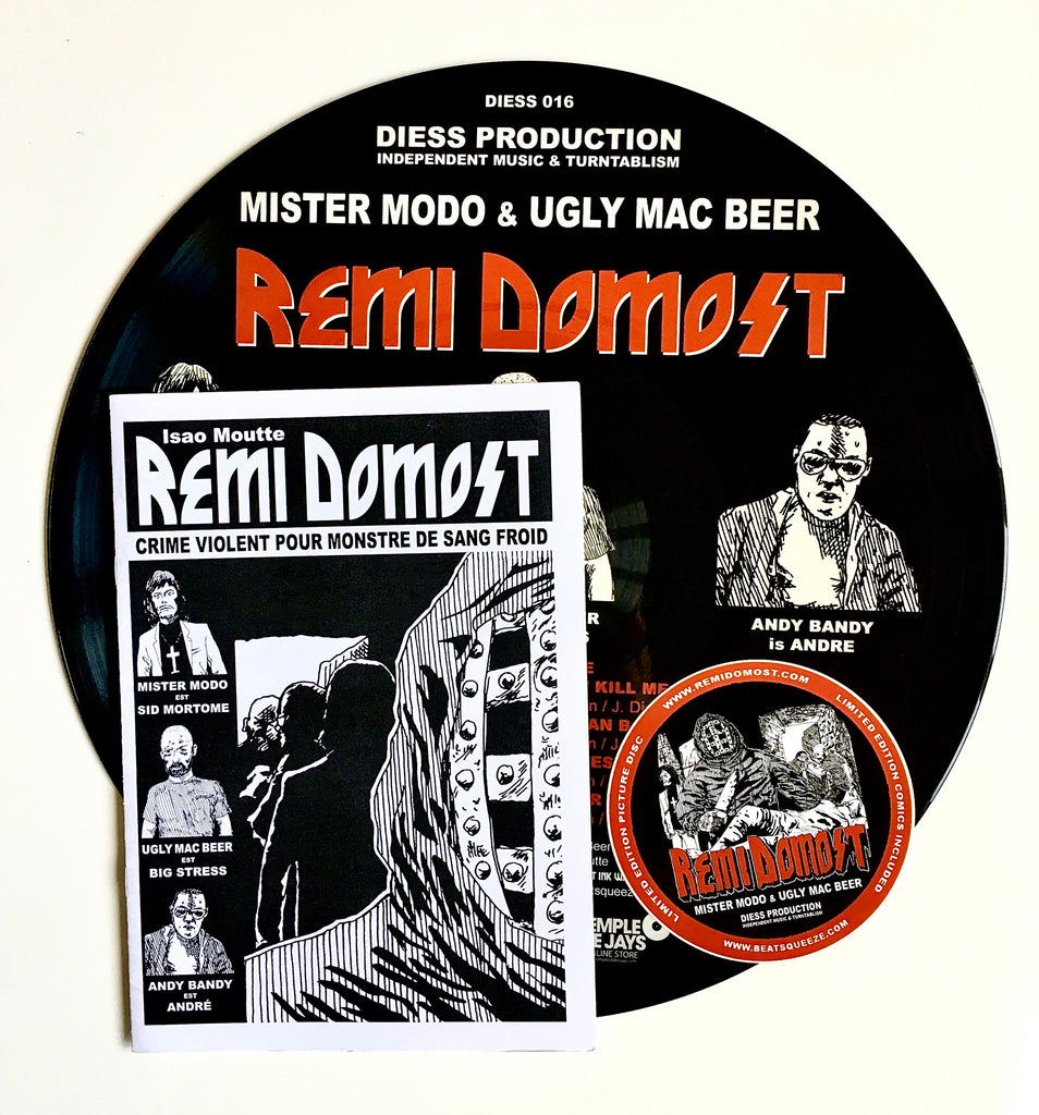 Remi Domost Picture Disc LTD