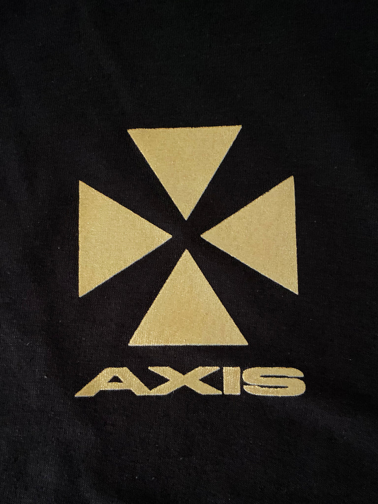 Axis DIY Logo T-shirt (Black)
