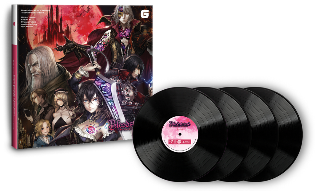 Bloodstained : Ritual of the Night - The Definitive Soundtrack