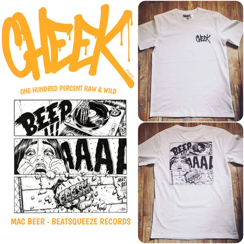 Beep Aaah Fresh x Cheek