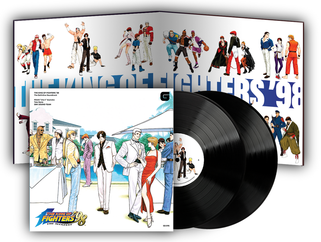 The King of Fighters 98 - The Definitive Soundtrack